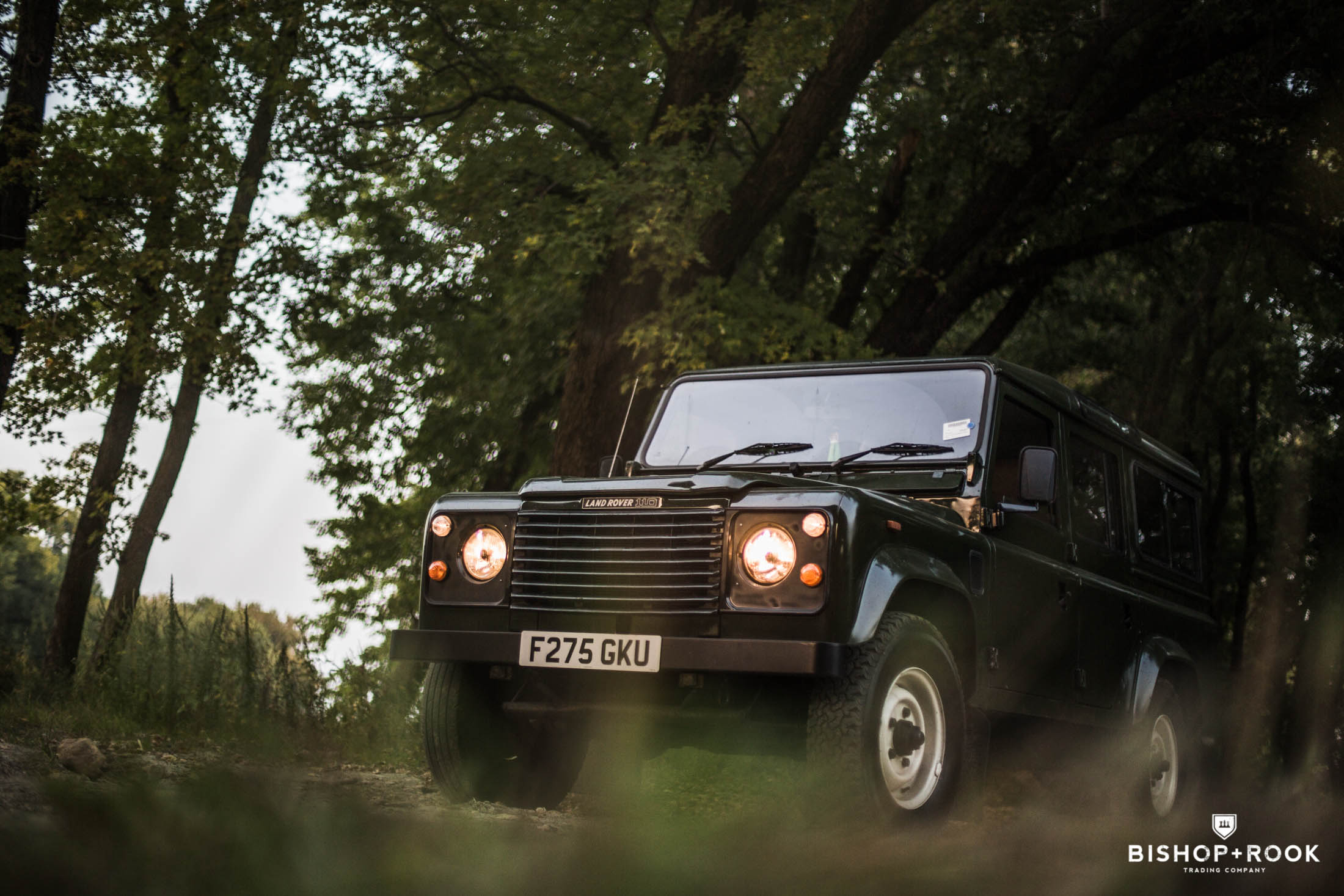 classifieds rover seater off yorkshire used up one pick rare sale defender galvanised for cars land rebuild in chassis west landrover