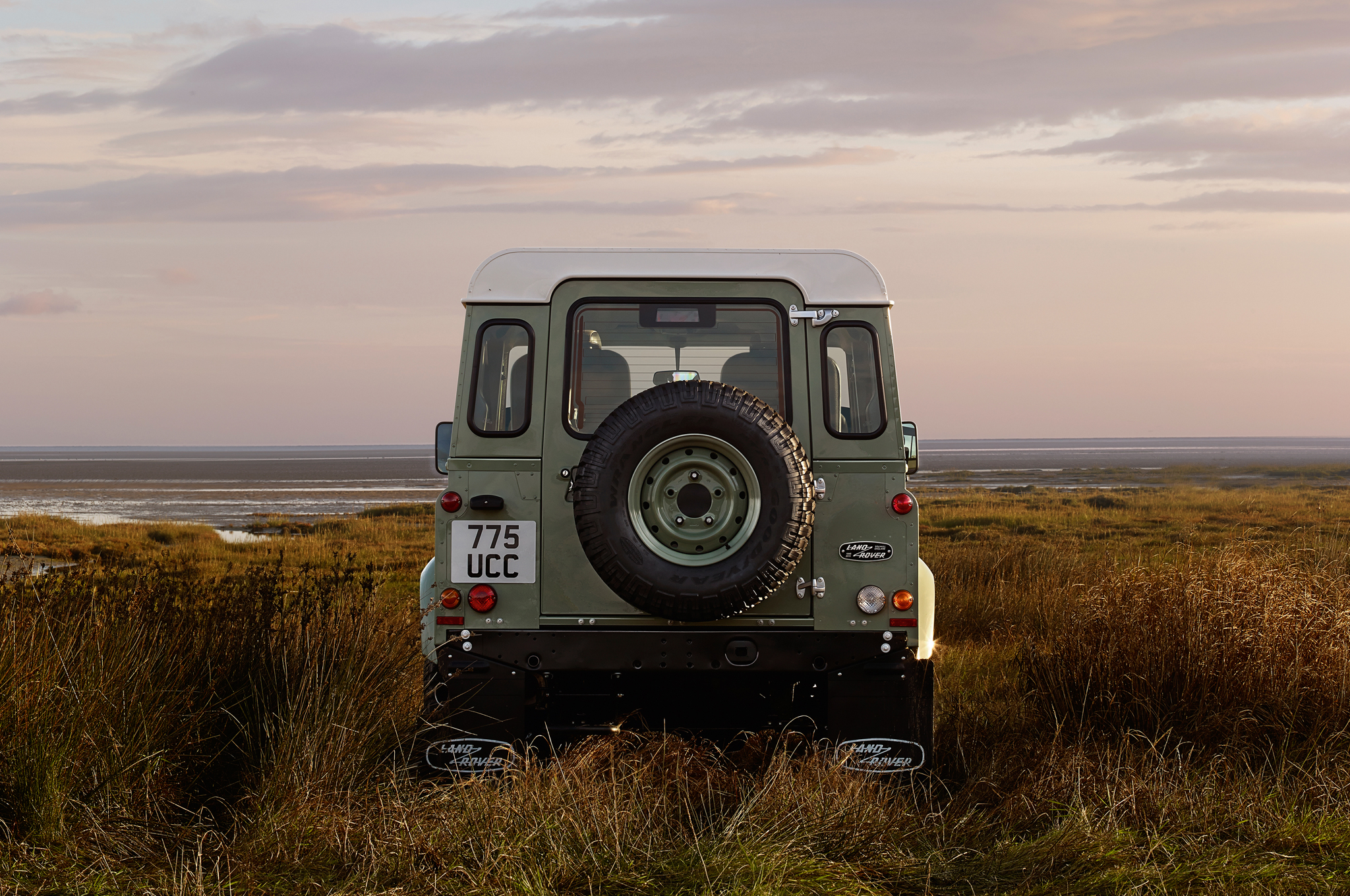Land Rover Defender Importers Restorers Bishop Rook Trading Company 1975 90 Where Adventure Begins