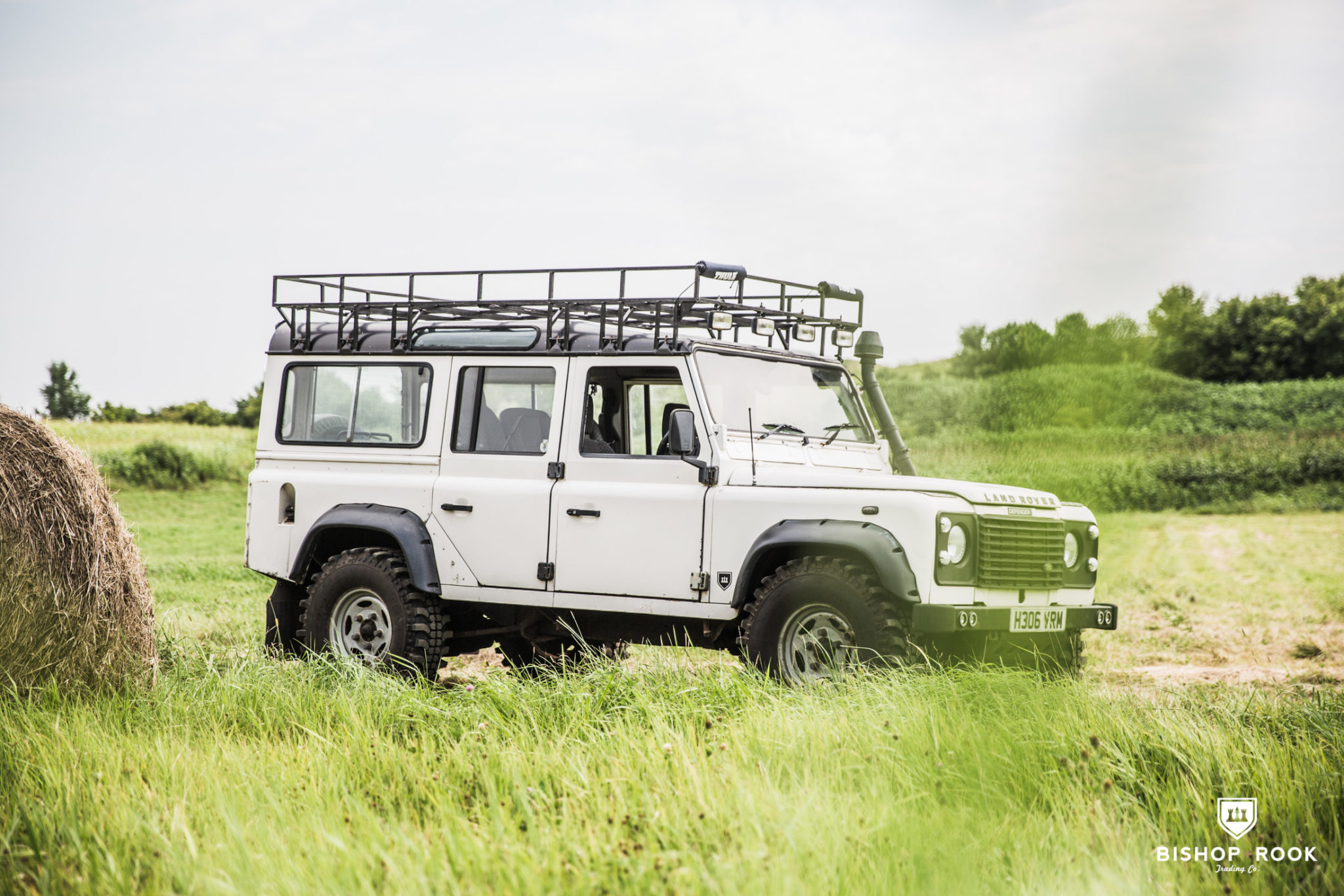 Land Rover Defender – Speciality Tool No. LR0001 – T-Shirt – Bishop+Rook